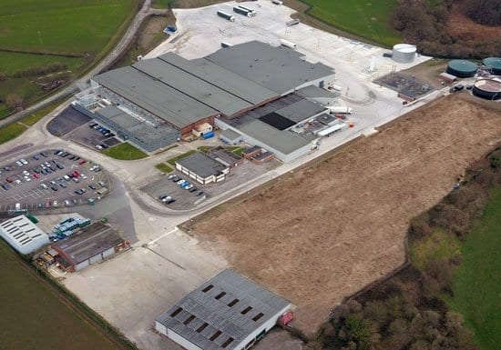 MAelor Foods wrexham site