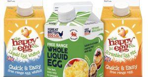 liquid egg packaging