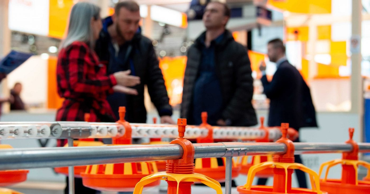 Exhibitors at Eurotier