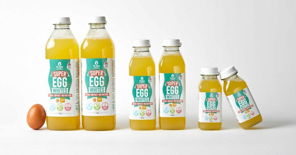 A picture of the new St Ewe's product